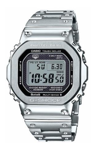 """【限定】CASIO 腕時計 G-SHOCK  フルメタル""""ORIGIN"""" 電波ソーラー メンズ GMW-B5000D-1JF"""