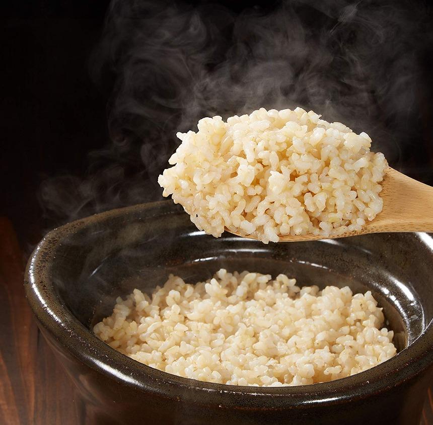 ヒルナンデスでやっていた『正しい玄米の炊き方』とは?