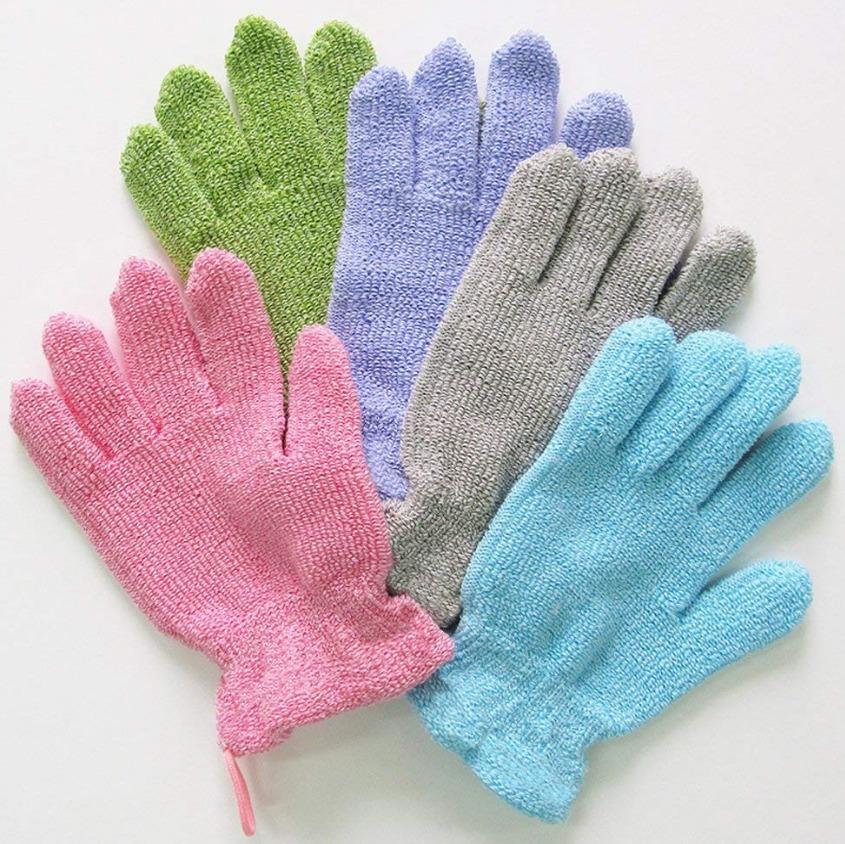 【スッキリ】手袋型タオル – 成願 瞬間吸水ヘアドライ手袋