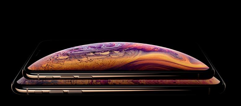 ホームボタンが無い・・・新型iPhoneシリーズ