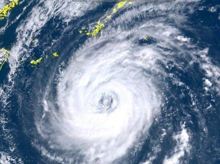 【台風関連】気晴らしに台風クイズ♪
