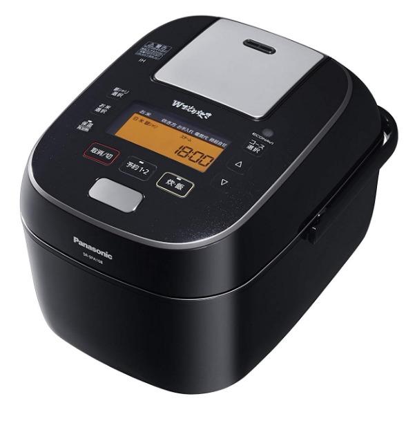 【王様のブランチ】Panasonic「Wおどり炊き」SR-SPA108