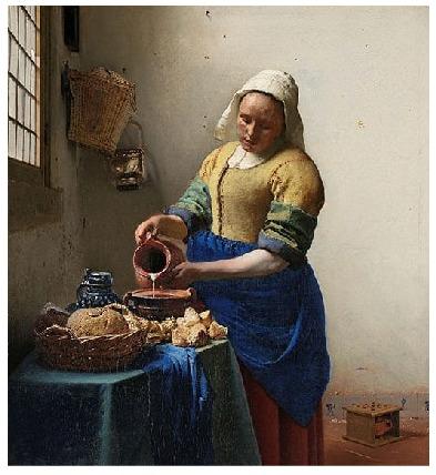 【フェルメール】絵の中に楽器が多い意味とは?