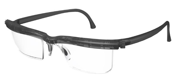 【自分で度数を調節できる老眼鏡】最安値はこちら