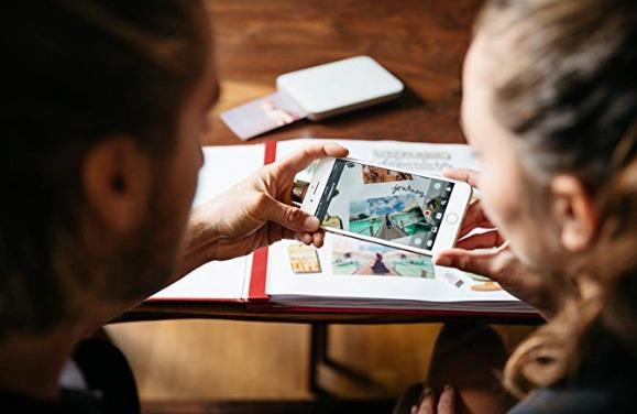 【有吉ゼミ】FOX Lifeprint 写真を印刷&動画を呼び出すプリンター