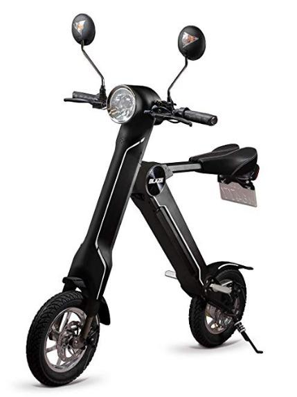 【有吉ゼミ】折りたたみ電動バイク BLAZE SMART EV