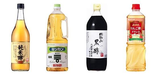 【あさイチ】基本の調味料シリーズ【酢】の実力 ~ 酢の種類と違い