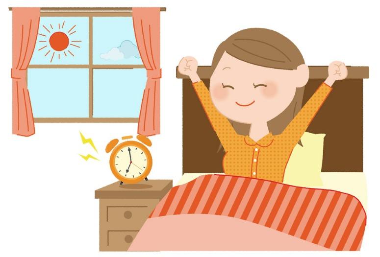 【バゲット】健康に美しくなれる快眠術 効果的な食事・運動・エアコンの使い方
