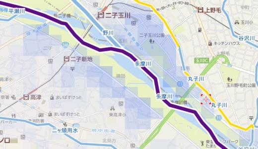 【二子玉川駅周辺の氾濫】周辺の様子について~ツイートなどまとめ