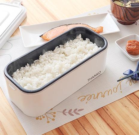 【NHKまちかど情報室】お弁当箱のようなポータブル炊飯器