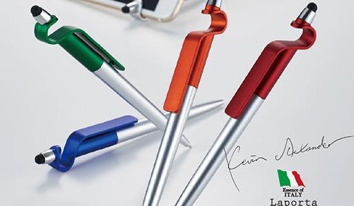 まちかど情報室|スマホスタンドが付いているペン