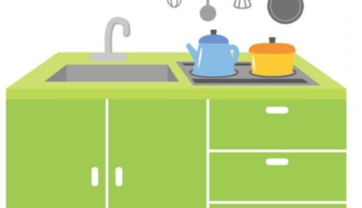 スッキリ|狭いキッチン アイデア収納で大改造(おさよさん)