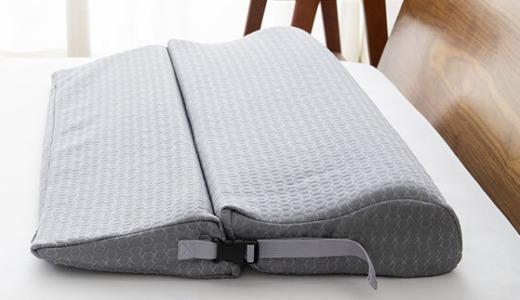 NHK まちかど情報室|組み合わせて形を変えられる枕